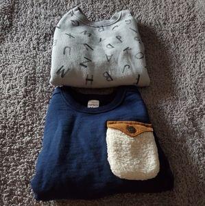Cat&jack/Carters Sweatshirt Bundle